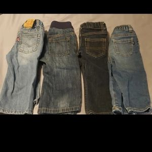 Baby Boy Jeans Size 12 months